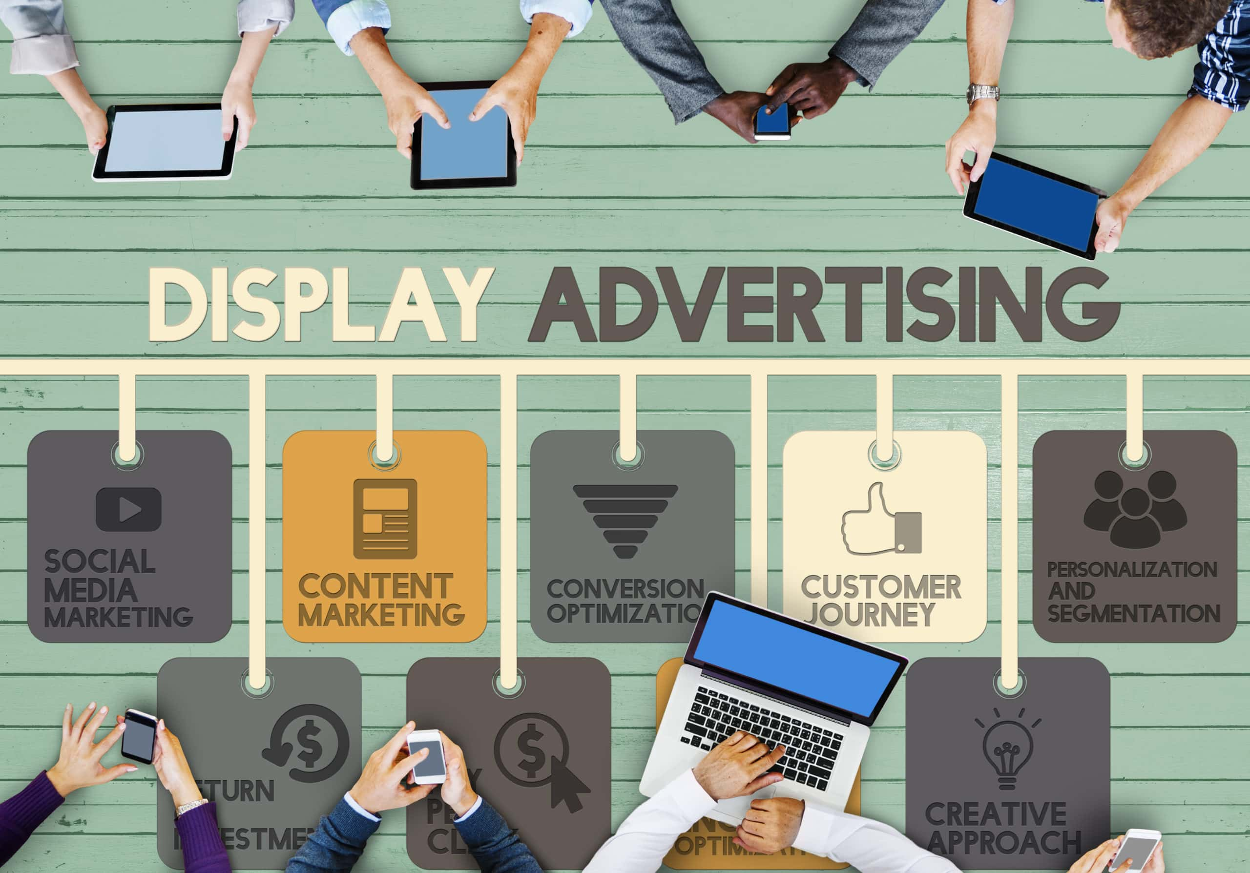 Getting More From Display Advertising